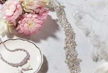 Bridal Accessories / The finishing touches for your wedding day look, explore bridal accessories from David's Bridal! Think your veil or bridal headpiece, the perfect wedding day shoe, and sparkling jewelry to tie it all together.
