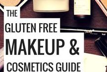 Gluten-Free Makeup Hair and Skin Care