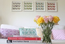 Playing house / Interior design and decorating ideas / by Katherine Granich