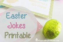 Holiday: Easter / Crafts and basket ideas for Easter!