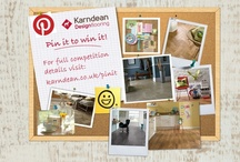 MyKarndeanUK - PIN TO WIN! / COMPETITION: Enter to win your favourite Karndean floor for your home! See karndean.co.uk/pinit for full details and official contest rules.  / by Karndean Designflooring
