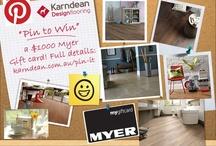 MyKarndean Australia / by Karndean Designflooring