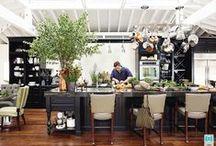 Kitchens / Stylish, modern kitchen designs
