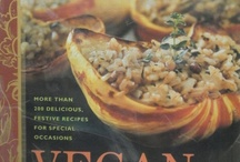 641.5636 / All things vegetarian and vegan...try a new recipe for Thanksgiving! BTW...we have all these books in our collection. Just click on the link to be connected to our catalog and request it!