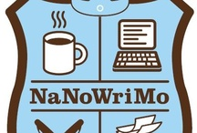 NaNoWriMo / Writing tips for National Novel Writing Month