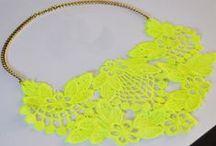 Necklace DIY-Craft-Unique