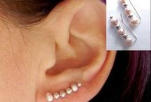 DIY Earrings-Craft-Unique / SImple to Hard Earring DIY -how to make jewelry