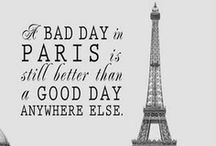 Paris here I come / X