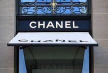 """*Chanel The Ultimate House of Luxury* / Gabrielle """"Coco"""" Chanel (8-19-1883 to 1-10-1971) was a French fashion designer & founder of the Chanel brand. She was the only fashion designer to appear on Time magazine's list of the 100 most influential people of the 20th century & was known for her lifelong determination, ambition and energy. She achieved both success as a businesswoman & social prominence. The """"little black dress"""" is often cited as a Chanel contribution to the fashion lexicon and as and survives to this day."""