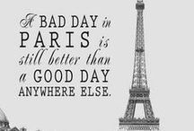Travel - We'll always have Paris