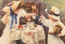 Tea Party! / by Charlotte Busbee