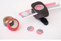 DIY :: Washi Tape Projects / Washi tape designs, tutorials and artwork