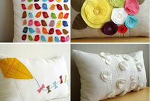 Pillow puffs / by Charlotte Busbee