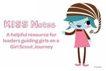 Girl Scouts: Multi Level / A guide for Girl Scout leaders of multi-level troops.