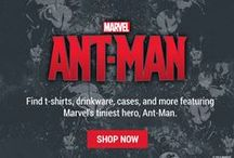 Marvel's Ant Man / Heroes Don't Get Any Bigger / by CafePress