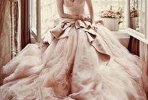Amazing dresses / All I want