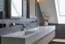Badkamer inspiratie / Inspiratie voor badkamer meubels