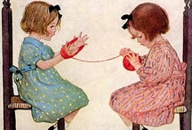 to knit ... / by Deb Martin