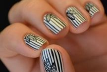 Nails... / by Bianca Ruffiar Onassis