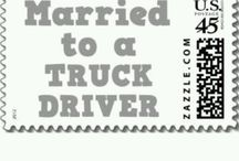 Love My Truck Driver / by Kim