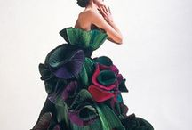 wearable art / high fashion, couture, impressive, clothing
