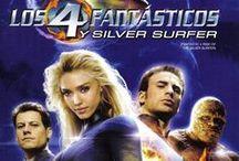 Películas de Ciencia ficción y Fantasia