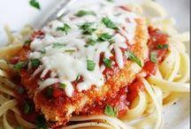 Italian Food / Mangia! Mangia!