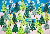 Noël / Idées bricolages pour Noël