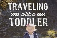 Travel / Tips, Tricks, and Advice to Traveling with Children / by Tales of a Peanut