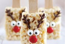 Christmas / It's the most wonderful time of the year! This board gives you the yummiest Christmas food recipes and ideas for a jolly good time during the Holidays.