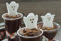 Halloween / Boo! Halloween dishes, fall recipes, and Halloween fun.