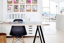 Home Office / by Joycie Weatherby | jdweatherby
