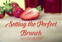 Breakfast foods / Foods for breakfast and brunch / by Tales of a Peanut