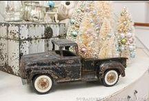 Vintage Christmas / by Nancy Lavigne