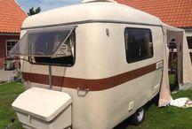 Retro Camping / Camping, retro, veteran,