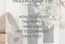 Instagram Tips & Tutorials