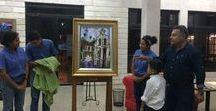 """Exposición Artística: """"Solo, Pinto Rodezno"""""""