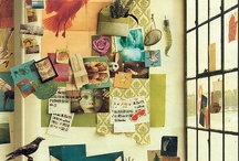 Mood Boards / AKA Meatspace Pinterest