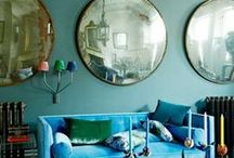 Mirrors by deeAuvil / All kinds of mirrors. Antique, vintage, modern.