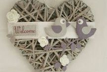 Craft Ideas / This is a jumbled board, take your time and you will find some cute craft ideas which are easy . PLEASE follow for all your handmade Sewing crafts, gluing crafts and miscellaneous crafts.  Please feel free to re-pin, like and follow. Let's have some fun!! Thank you and happy pinning!