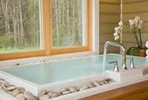 Top Ten Bathtubs & Showers by deeAuvil
