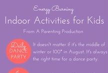 Today's Cool Kid Stuff / Activities for kids: learning activities, art activities, and fun ideas for children you can do at home.