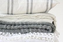 linens / string / textiles / by Courtney // 12th and White