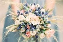 Flowers + Bouquets / a collection of stunning flowers, boutonnieres, bouquets and centerpieces