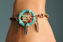 Jewelry / Bracelets I want to make or think are cute. / by Jennifer Peters