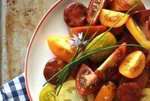 Cuisine / Les recettes testées et approuvées / by Paule