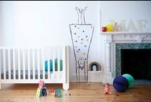 Oeuf Elephant collection / This crib was designed to be a fun addition to a nursery and to make the lives of modern parents easier.  The Elephant can be assembled with minimal hardware in 10 minutes.  / by Oeuf NYC