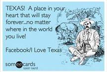 Texas Pride / by Amanda Smith