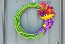 Wreath Obsession! / by Amanda Smith