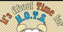 It's About Time for H.O.T.S. / Higher Order Thinking Skills are crucial to creating independent, problem solving students.  Post products, ideas, and blog posts that directly support H.O.T.S.  To join this board, email me @ itsabouttimeteachers@gmail.com